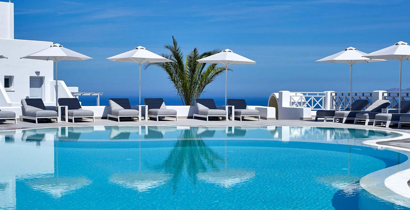de sol spa hotel santorini luxury hotel with first class facilities. Black Bedroom Furniture Sets. Home Design Ideas