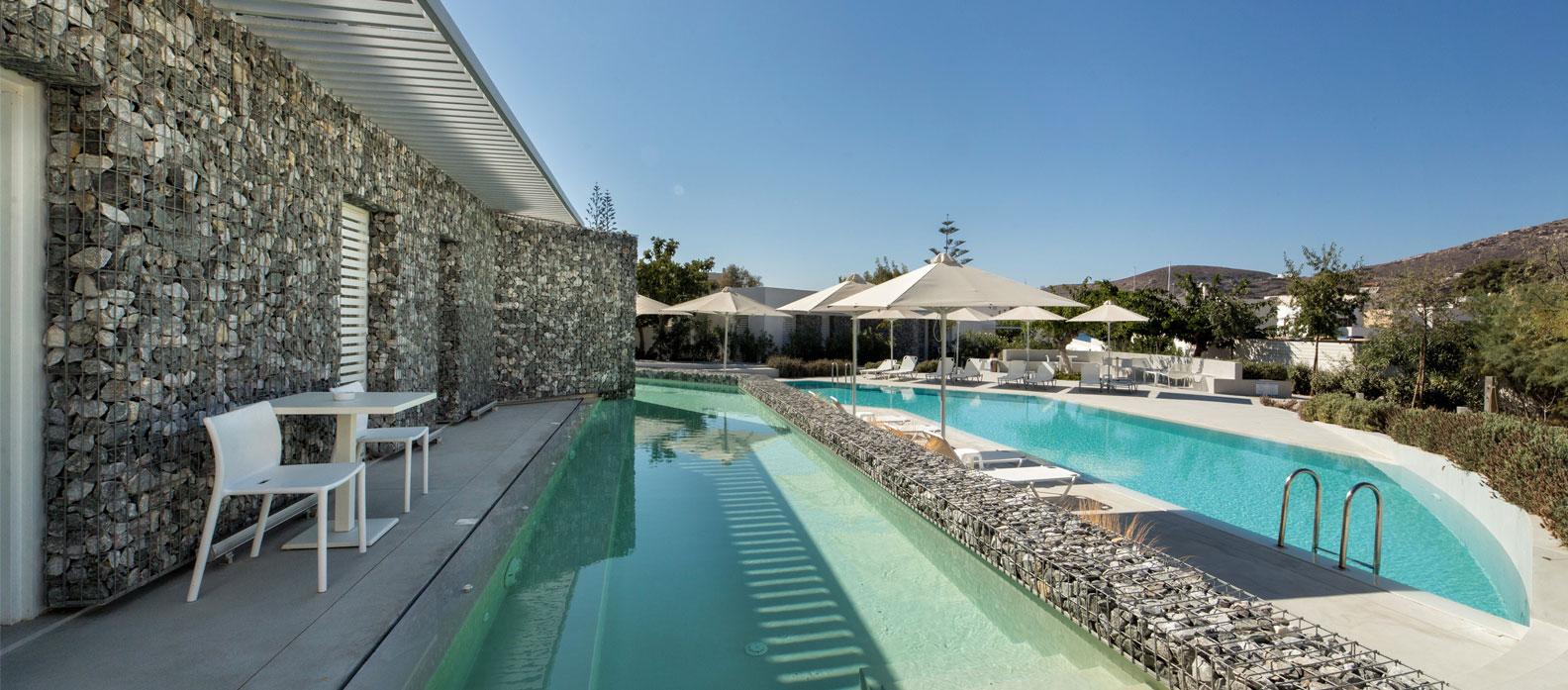 luxury ios hotels