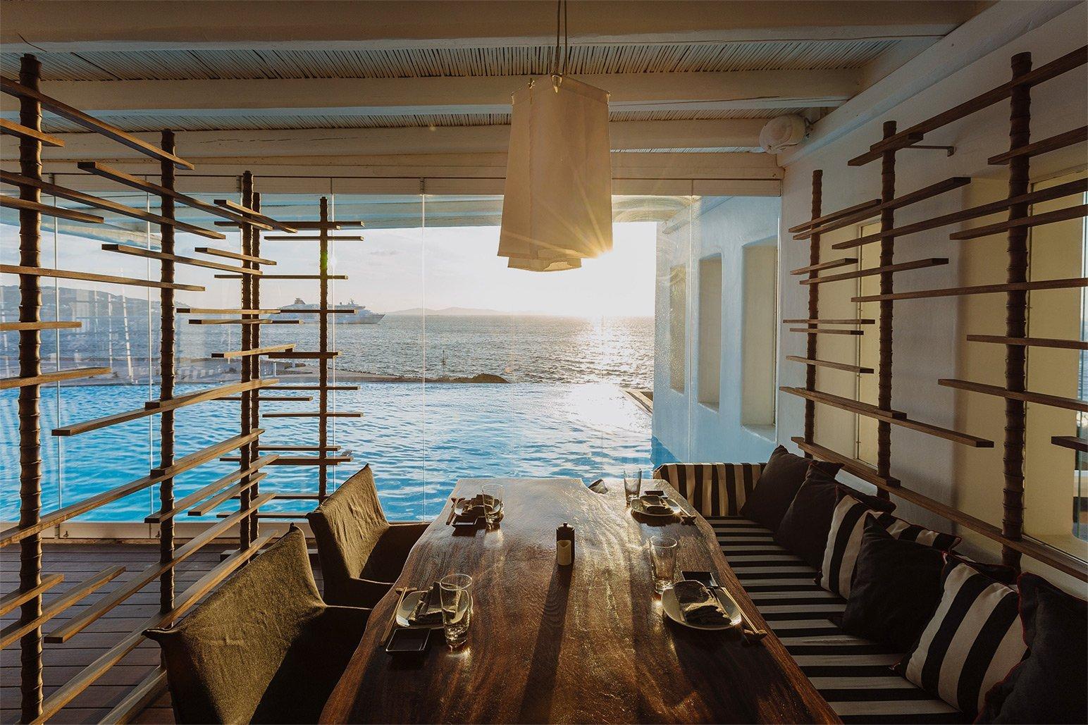 Cavo Tagoo Hotel Villas In Mykonos Greece