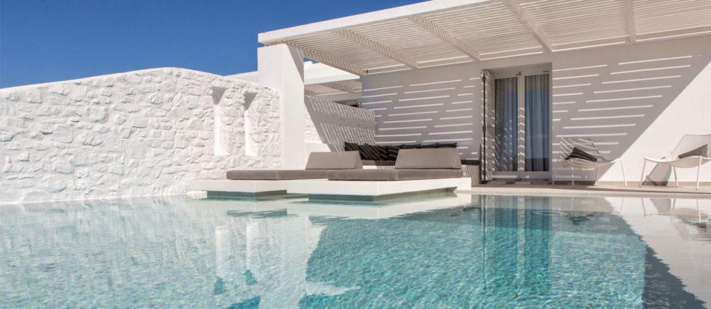 Paros Luxury Hotels - Boutique hotels Paros Greece - Paros Beach hotels