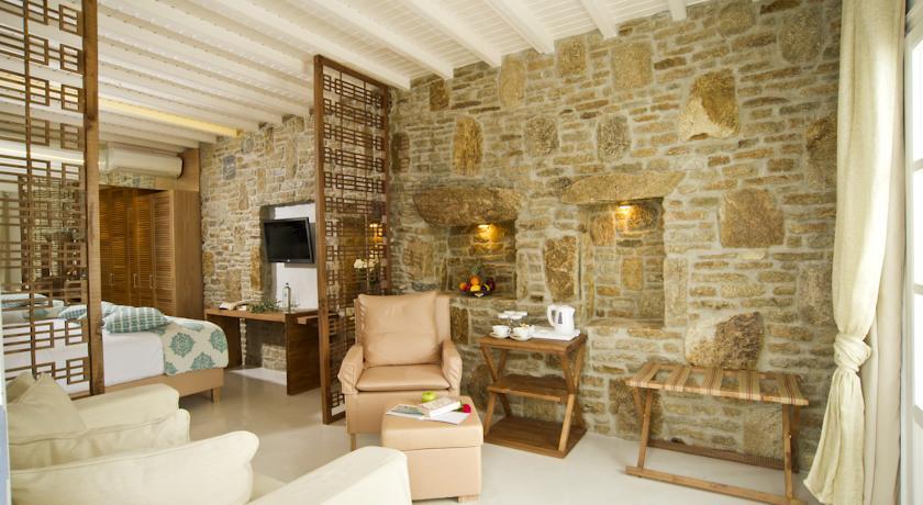 luxury mykonos hotels