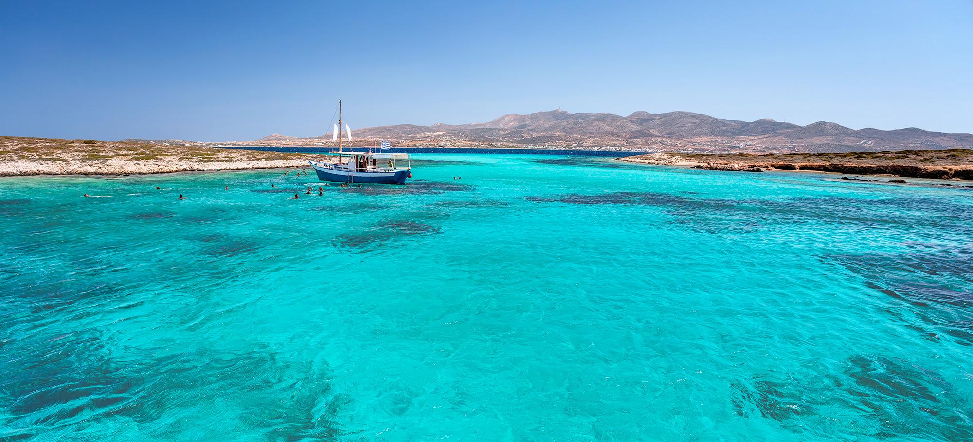 the best greek islands