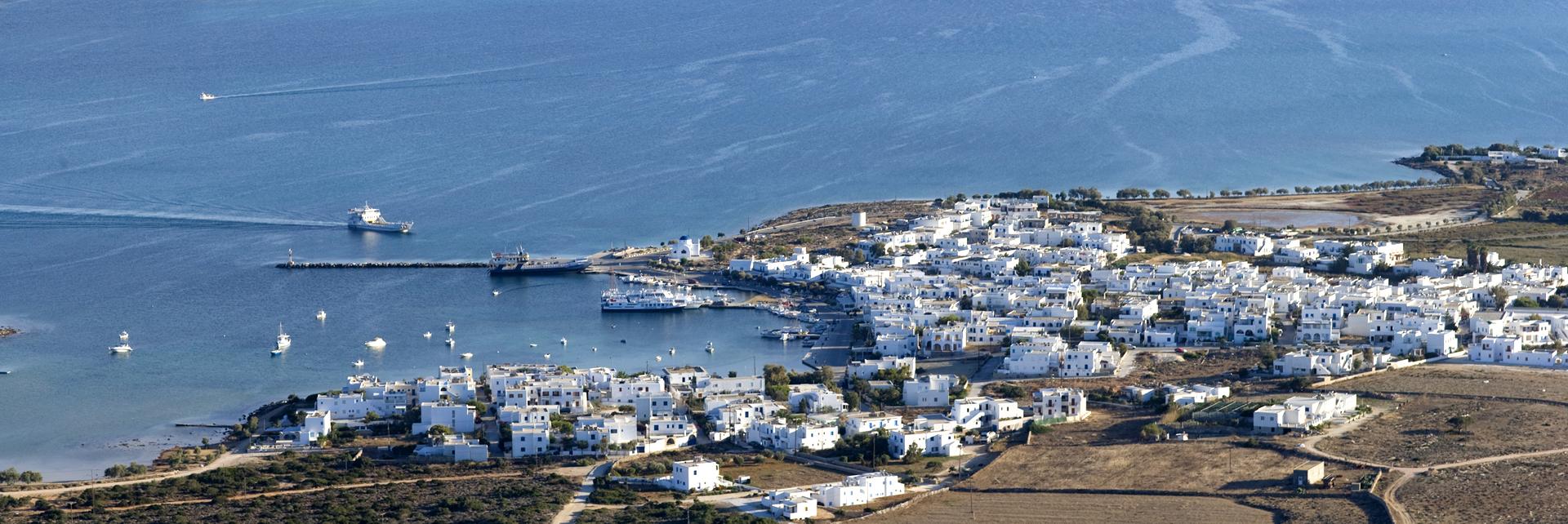 the best greek islands antiparos