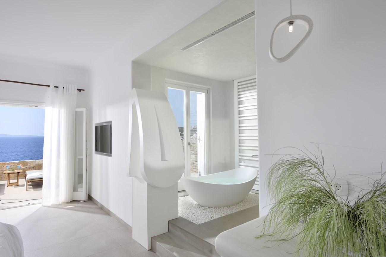 luxury hotels mykonos town