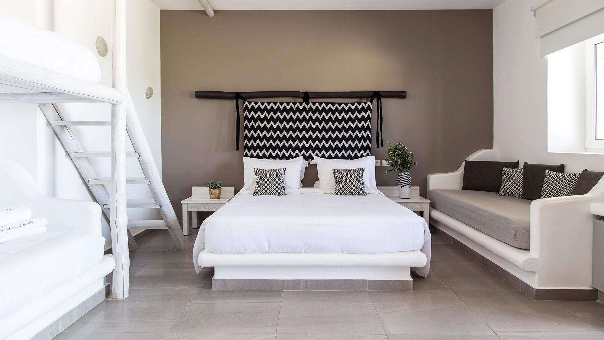 my mykonos hotel rooms