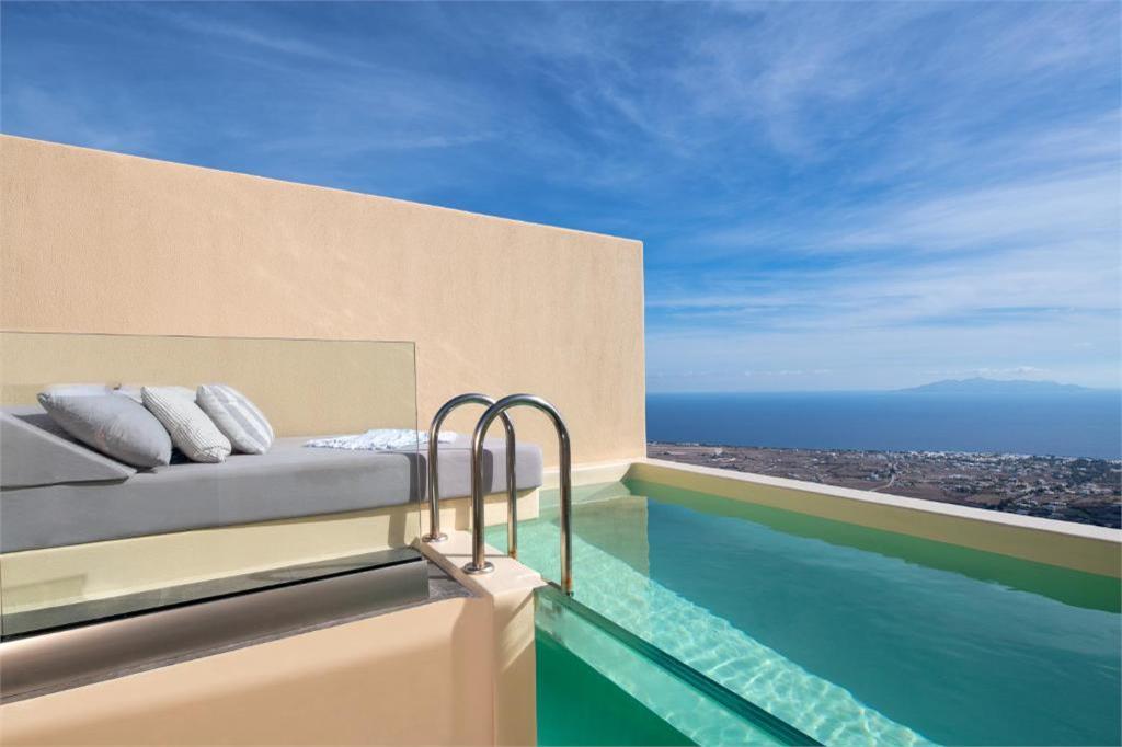 pool skyfall-suites-pyrgos-santorini